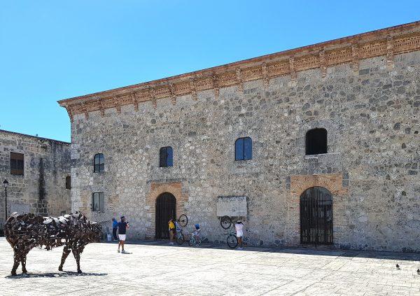 Museum of the Royal Houses, Santa Domingo