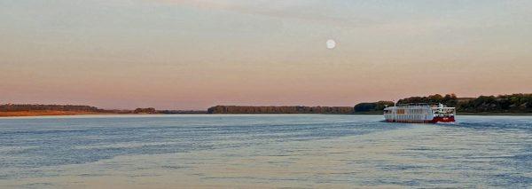 Gute Nacht Donau