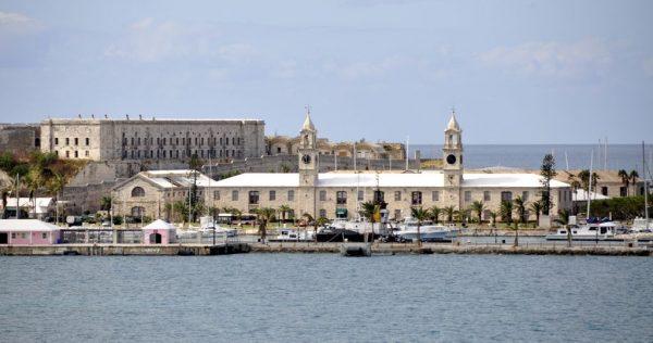 Royal Naval Dockyard / Bermudas