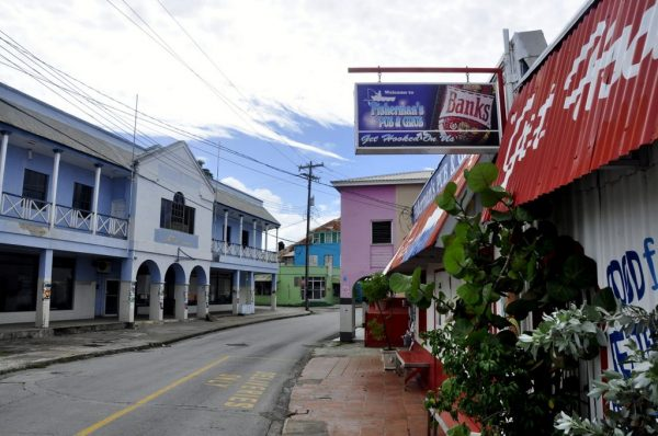 Speightstown auf Barbados