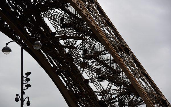 Der Eiffelturm von Paris