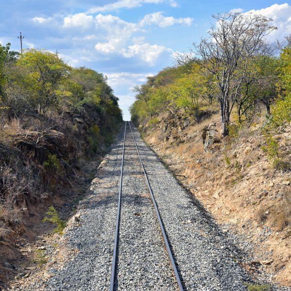 Auf dem Weg nach Windhoek