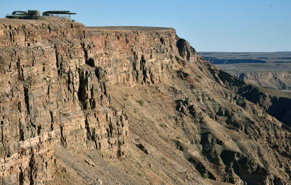 Blick auf den Fish River Canyon