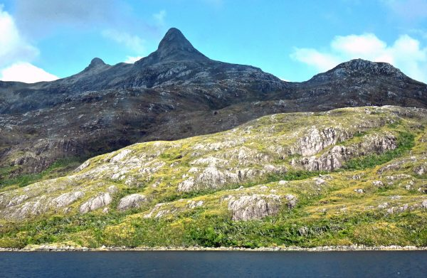 Der Garibaldi Fjord