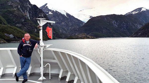 Zinni im Garibaldi Fjord