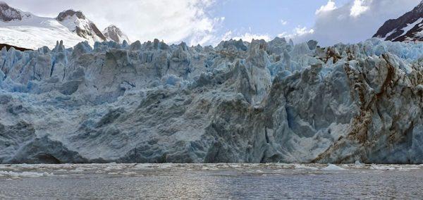Der Garibaldi Gletscher
