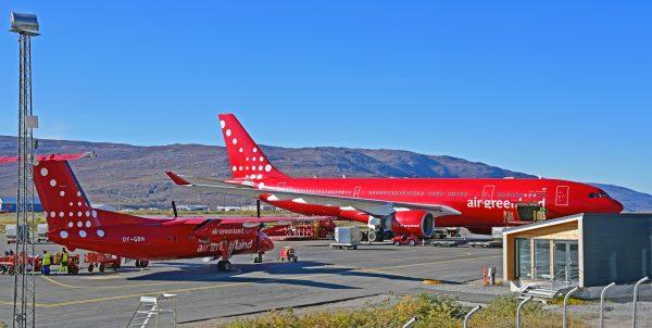 Der Airport Kangerlussuaq