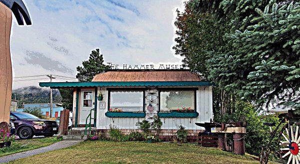 Das Hammer Museum von Haines