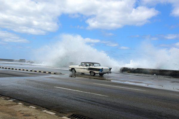 Der Malecón / Havanna