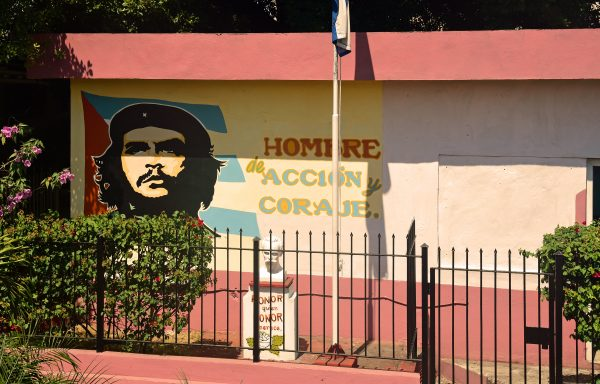 Ché Guevara allgegenwertig in Havanna