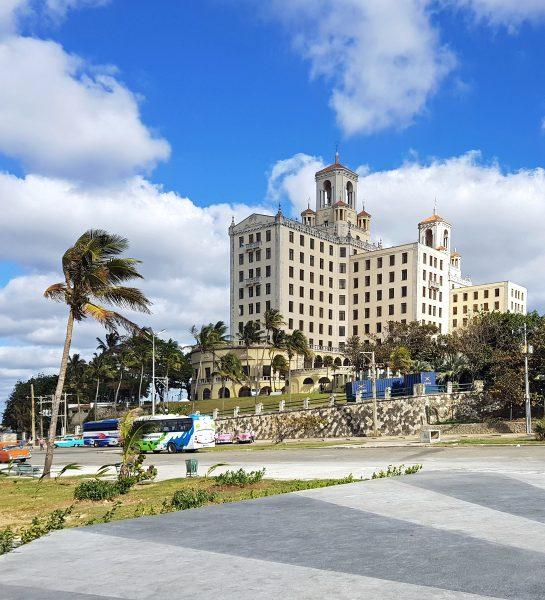 'Hotel Nacional de Cuba' in Havanna