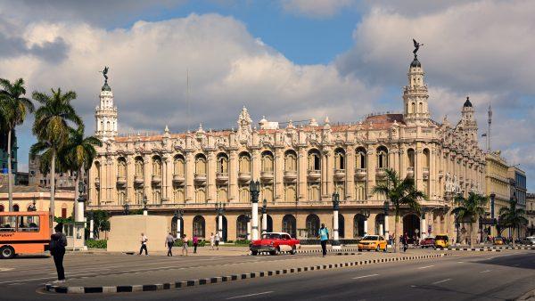 Das Große Theater von Havanna