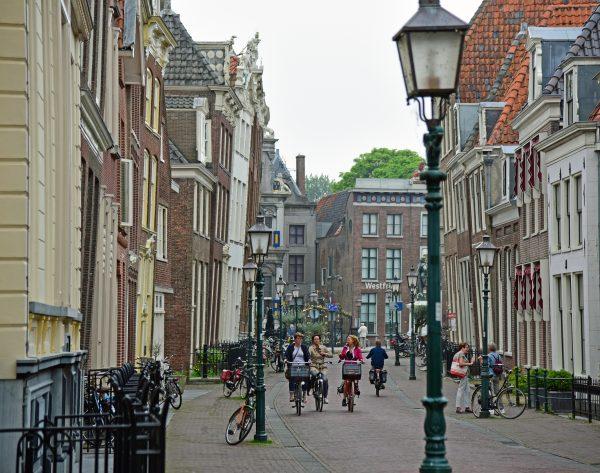 Die Innenstadt von Hoorn