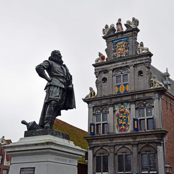 Standbild von Jan Pietersz Coen / Hoorn