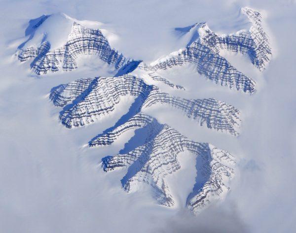 Verliebte Eisberge