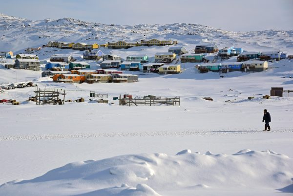 Auf dem Weg zum Eis-Fjord von Ilulissat