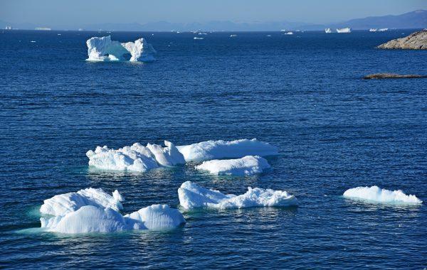 Die Küste vor Ilulissat