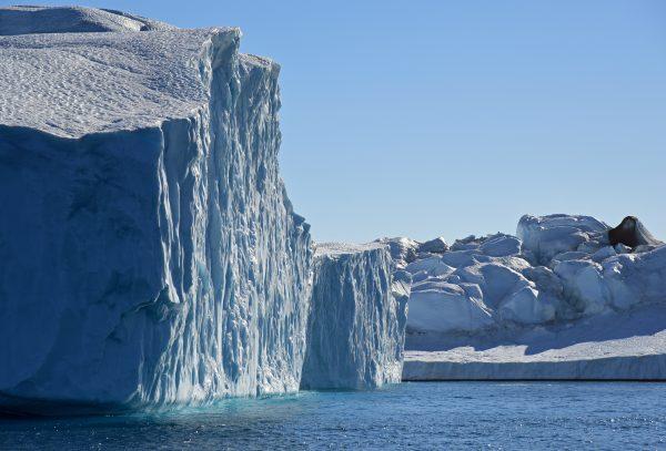 Der Eisfjord von Ilulissat