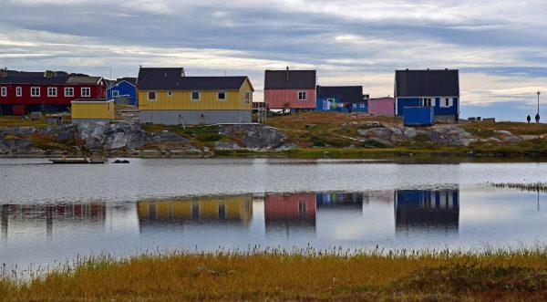 Der kleine Ort Ilimanaq auf Grönland