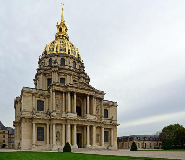 Der Invalidendom in Paris