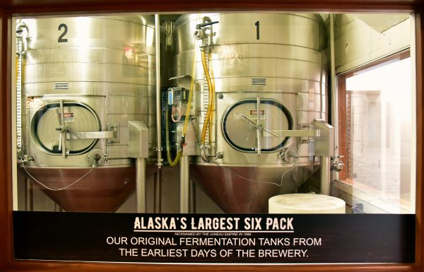 Alaska's largest Six Pack