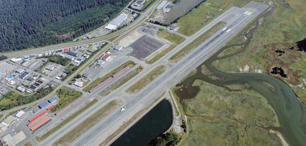Der Juneau International Airport