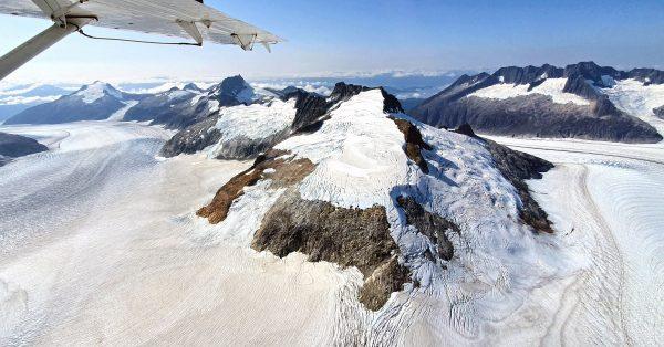 Der Norris Gletscher in der Nähe von Juneau