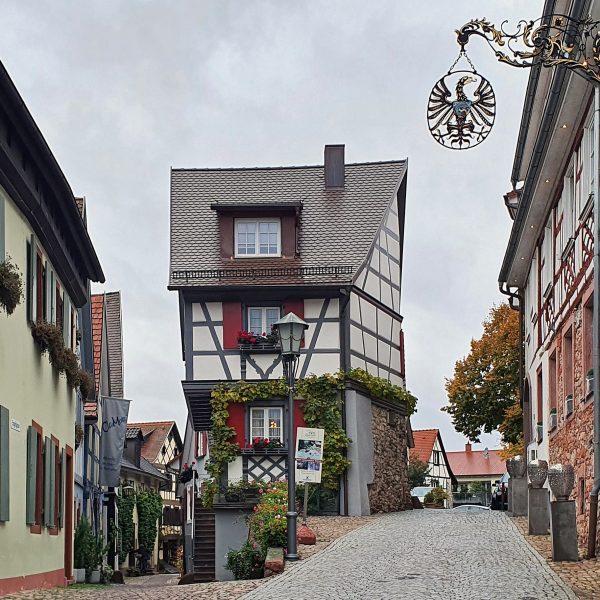 In der Altstadt von Gengenbach