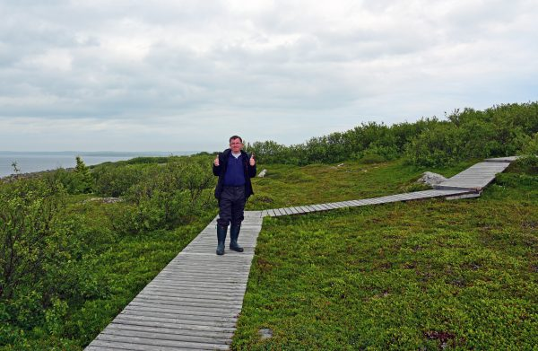 Zinni auf Zayatski Island, Russland