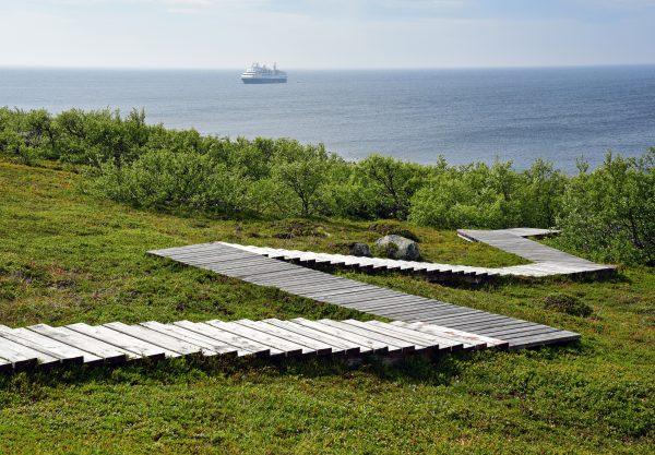 Zayatski Island, Russland