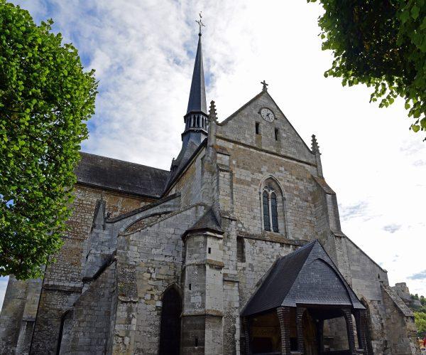 Notre-Dame-du-Grand-Andely / Les Andelys