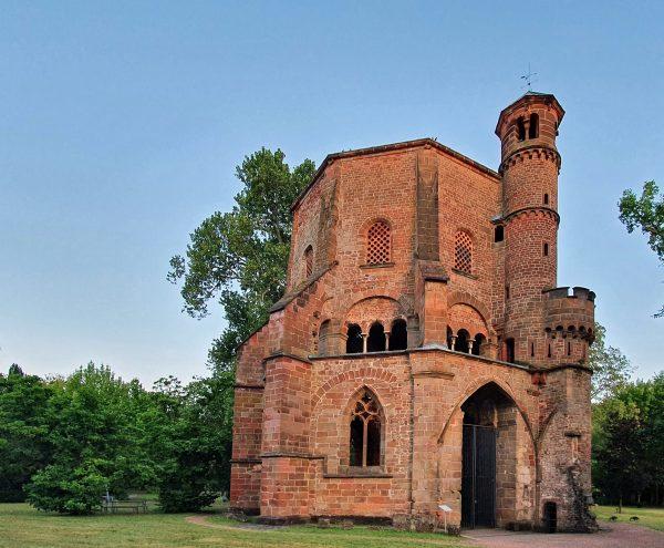 Der alte Turm in Mettlach