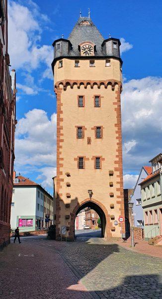 Der 'Würzburger Turm' in Miltenberg