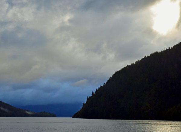 Etwas Sonne in den Misty Fjords