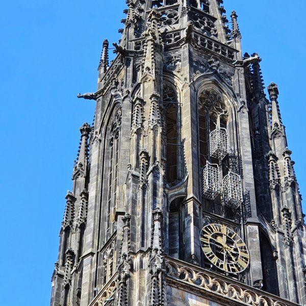 Die 'Wiedertäufer-Käfige' in Münster