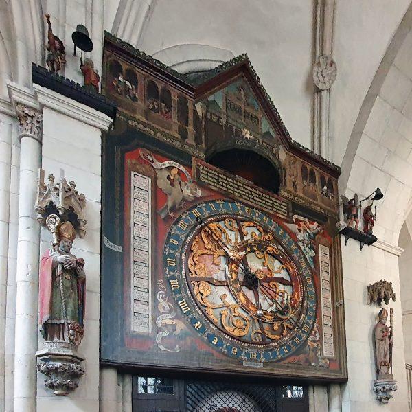 Die Astronomische Uhr im Dom von Münster