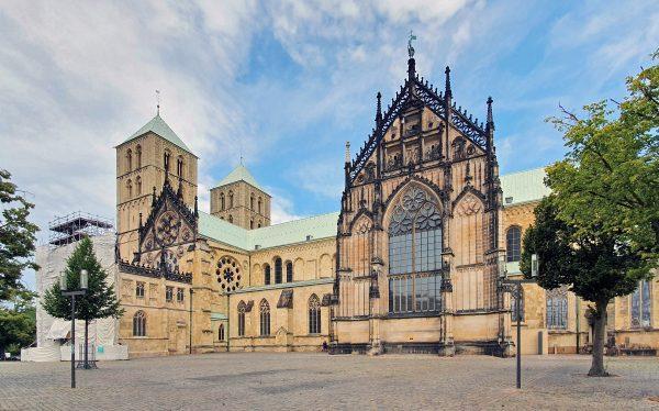 Der St.-Paulus-Dom in Münster