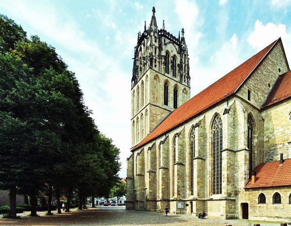 Liebfrauen-Überwasserkirche in Münster