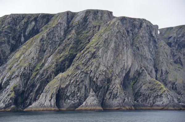 In der Nähe vom Nordkap