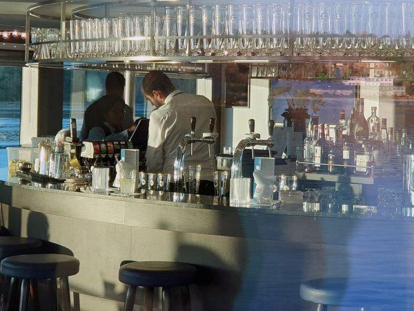 Die Bar von der Nickvision