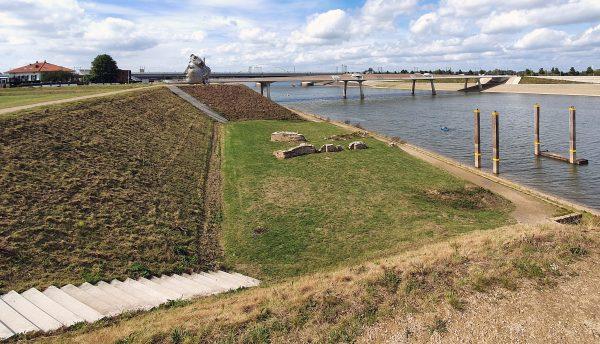 Das Fort Knodsenburg in Nijmegen