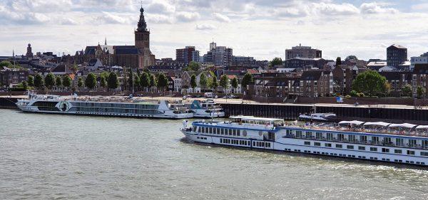 Blick auf Nijmegen