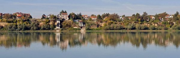 Unterwegs nach Novi Sad