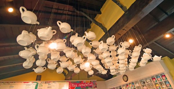 Teatime in City Bell