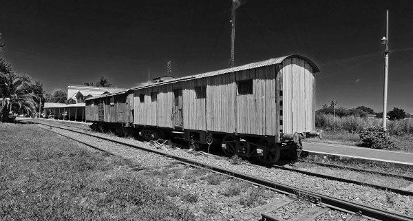 Der alte Bahnhof von Chascomús