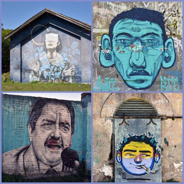 Graffiti in Chascomús