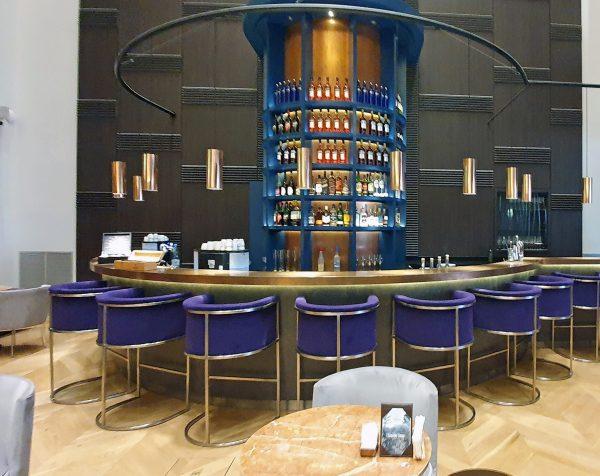 Die Bar des Grand Brizo La Plata