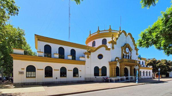 Palacio Municipal in Chascomús