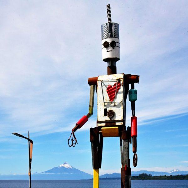 Wir sind die Roboter in Puerto Varas