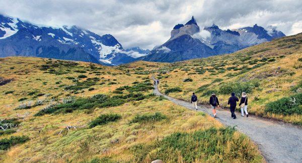 Wandern im Torres del Paine Nationalpark
